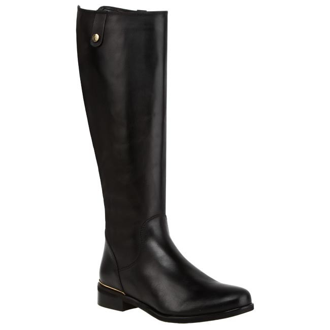 Knee High Boots BADURA - 595-054 Black