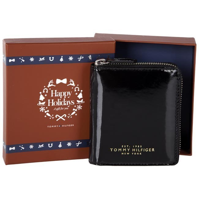 Large Women's Wallet TOMMY HILFIGER - BW56922076 990