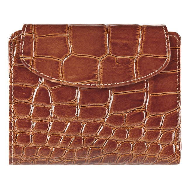 Small Women's Wallet STEFANIA - SV-009D/KR Brown