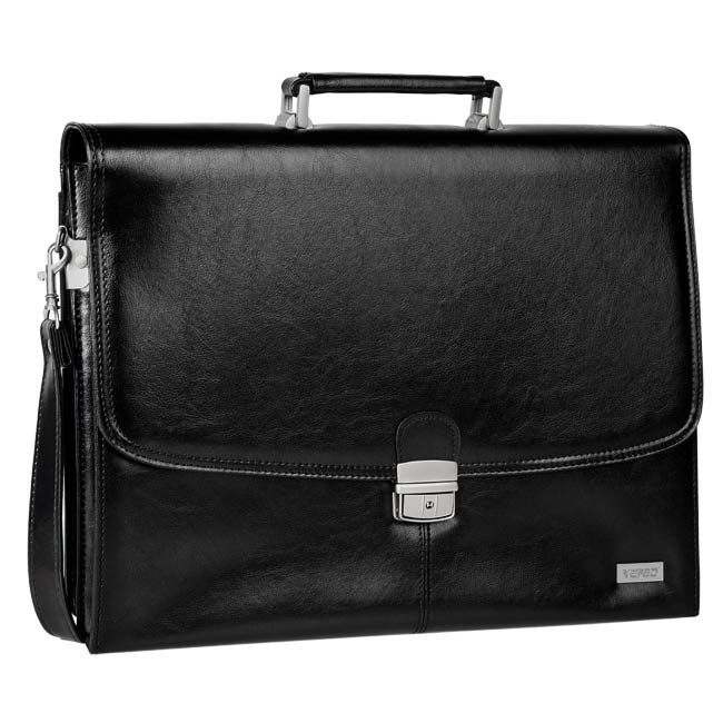 Briefcase VERSO - B061PUBL Black