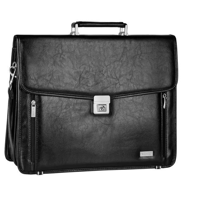 Briefcase VERSO - B054PUBL Black