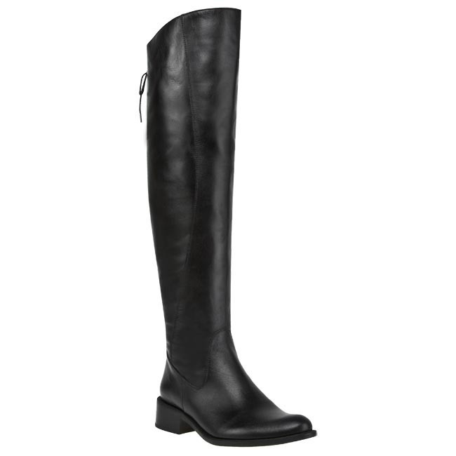Over-Knee Boots BALDACCINI - 368500-0 Black