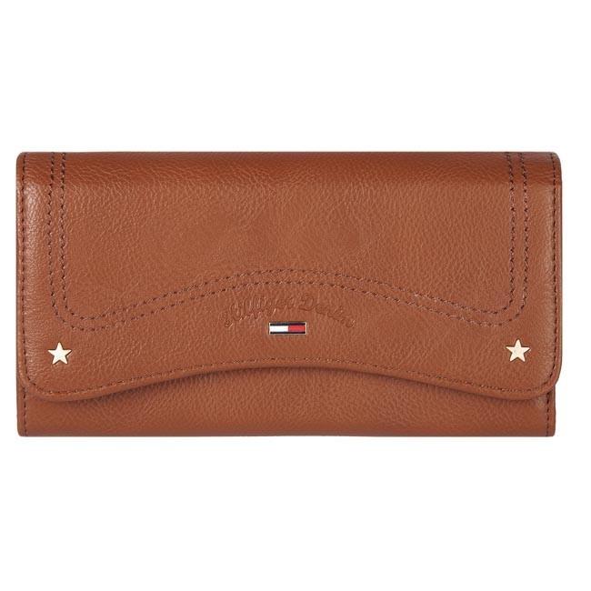 Large Women's Wallet TOMMY HILFIGER - Cady Large Zip Aroun EL56921000 950