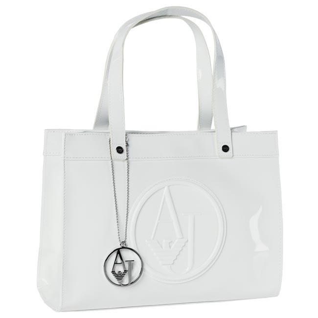 Handbag ARMANI JEANS - 05252 RJ T1 Bianco Latte