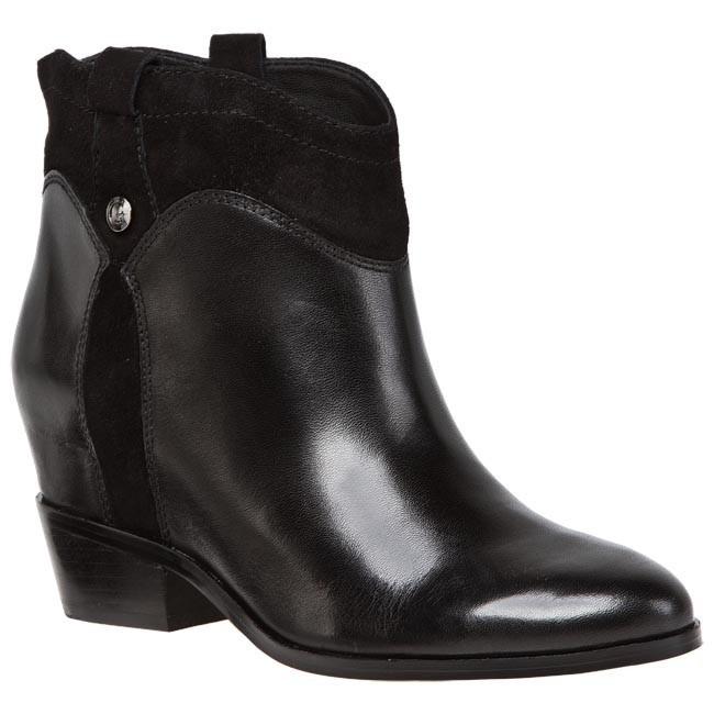 Boots GUESS - FL4TRILEA09 BLACK