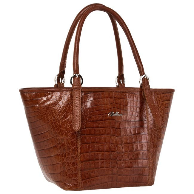 Handbag BELLUCCI - R-246 Brown