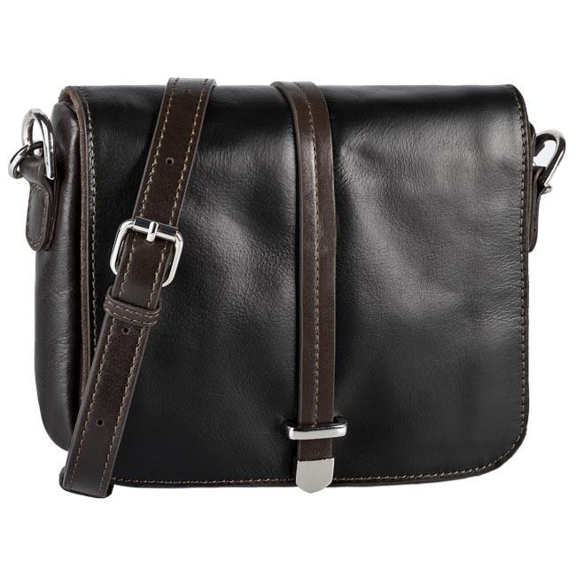 Handbag CLARKS - 203567620 Black/Combi Lea