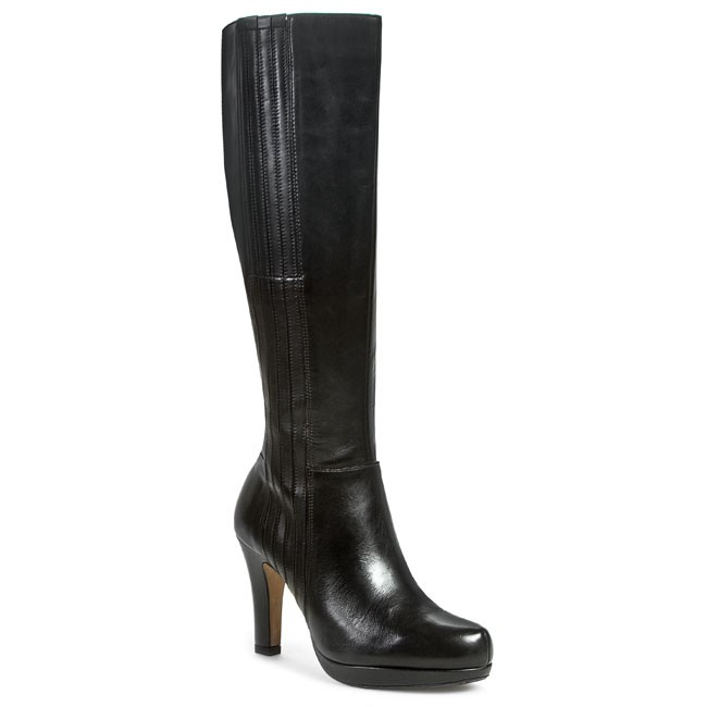Knee High Boots CLARKS - Kendra Candy
