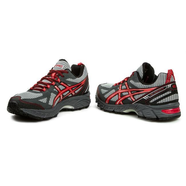 Shoes ASICS Gel Enduro 9 T3K4N LightningRedBlack 9321