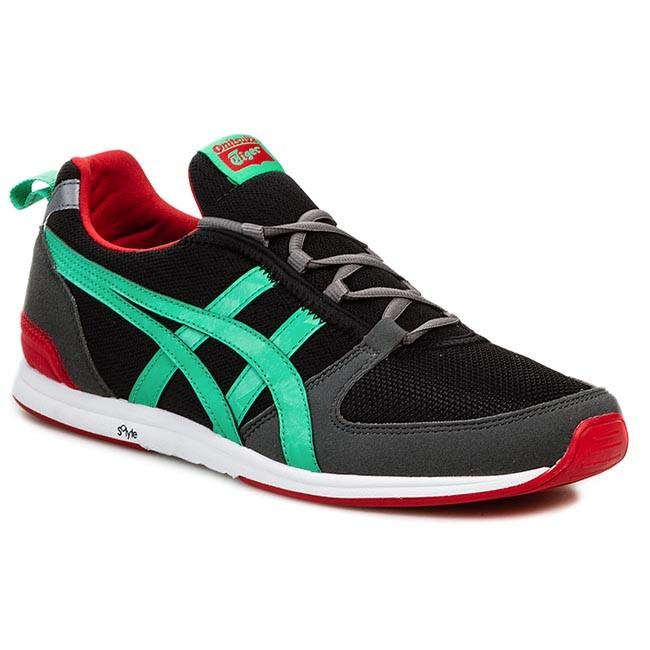 Shoes ASICS - Ult-Racer D3R1N Black/Mint Leaf 9067