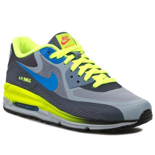 Nike Air Max 90 Lunar (gs)   Grau   Sneaker   636229 003