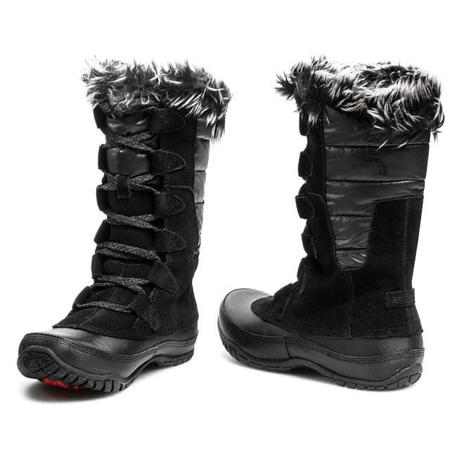 Snow Boots The North Face Nuptse Purna Toa0z3zt1 Shiny