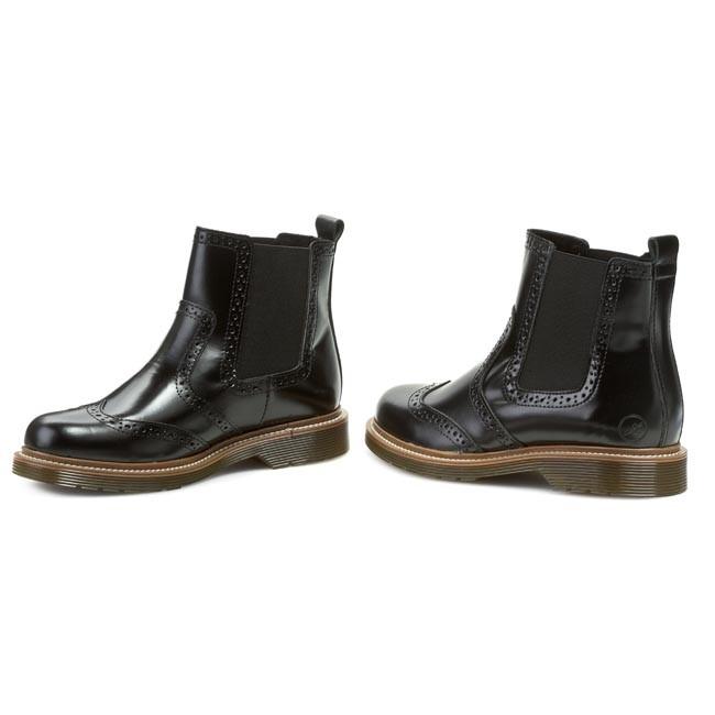 outlet store 820fc af548 Ankle Boots BRONX - 44072-K BX 571 Black 1