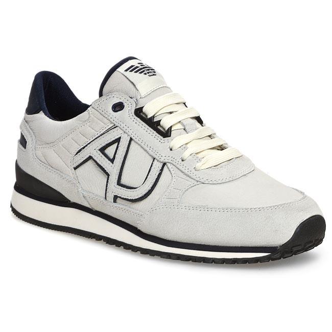 Sneakers ARMANI JEANS - U6512 K2 10
