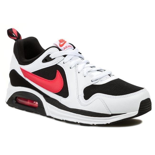 Impresionante Ondular Odia  Shoes NIKE - Air Max Trax 620990 005 Black/Laser Crimson/Sail White -  Sneakers - Low shoes - Men's shoes | efootwear.eu