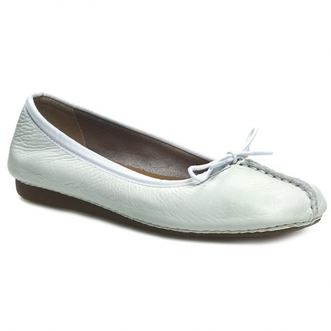 Flats CLARKS - Freckle Ice 203544554