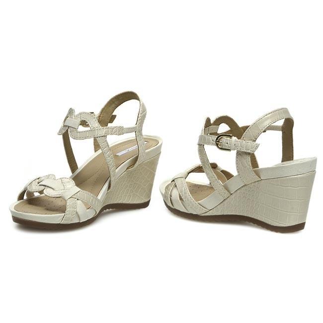 Sandals GEOX D New Roxy A D42P3A 00040 C1627 Milk