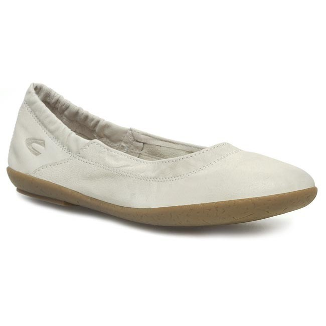 the latest 0c2e6 86acf Flats CAMEL ACTIVE - 800-70-02 Off White