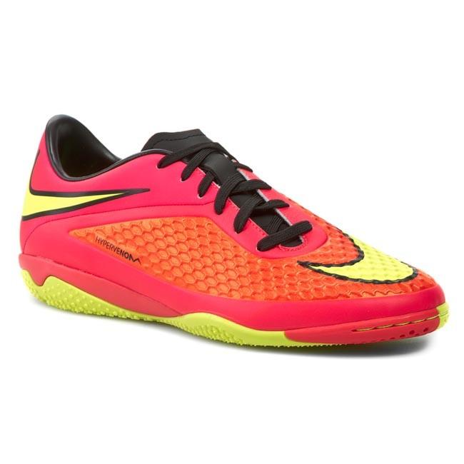 niska cena sprzedaży wiele modnych przemyślenia na temat Shoes NIKE - Hypervenom Phelon Ic 599849 690 Bright Crimson/Volt Hyper  Punch/Black
