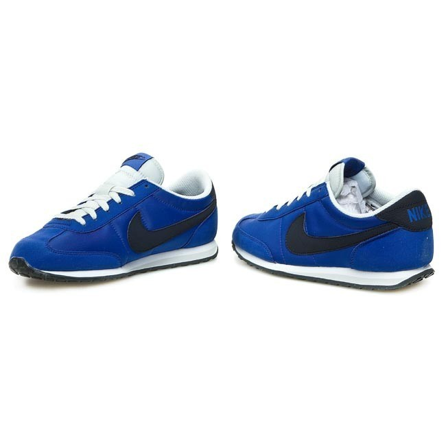 Pasado Negar mínimo  Shoes NIKE - Mach Runner 303992 400 GM RYL/Dark Obsidian/White/LT BS Grey -  Sneakers - Low shoes - Men's shoes | efootwear.eu