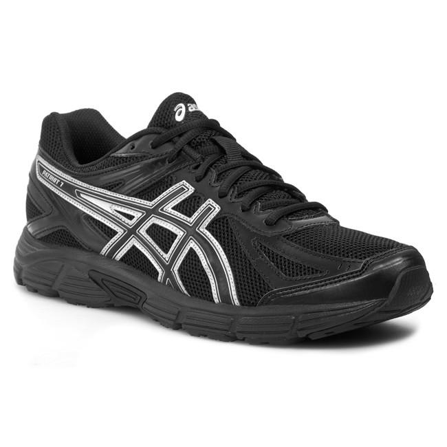 Shoes ASICS - Patriot 7 T4D1N Black