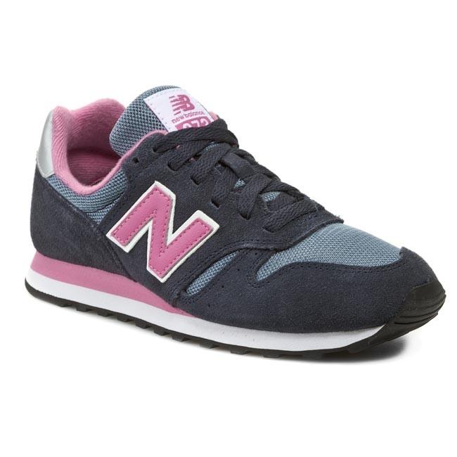 new balance 373 rosa