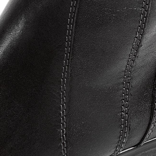 Knee High Boots TAMARIS 1 25530 23 BlackGraphite 088