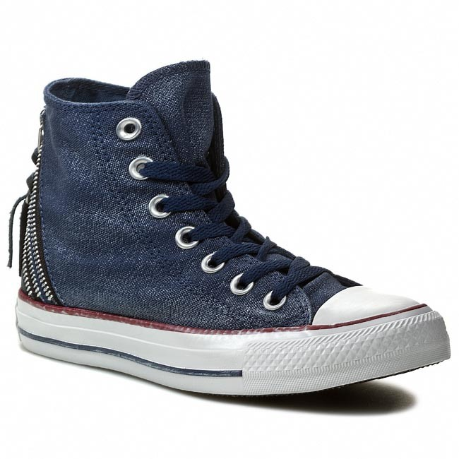 Sneakers CONVERSE CT Tri Zip Hi 545021F Navy