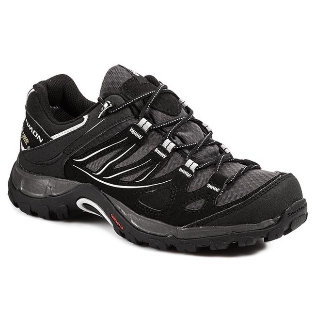 Trekker Boots SALOMON Ellipse Gtx W 308936 22 V0 AutobahnBlackSteel Grey