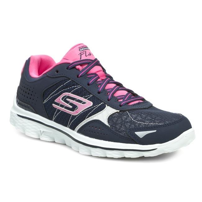 Shoes SKECHERS Flash 13960NVHP NavyHot Pink Sneakers dfbqm