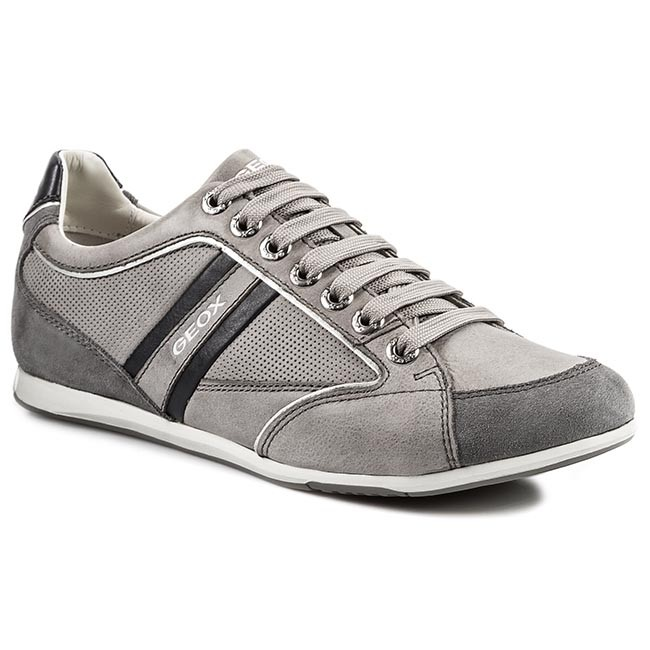 Adaptabilidad Claraboya Administración  Sneakers GEOX - U Andrea P U01Z2P 0CL22 C1006 Grey - Sneakers - Low shoes -  Men's shoes | efootwear.eu