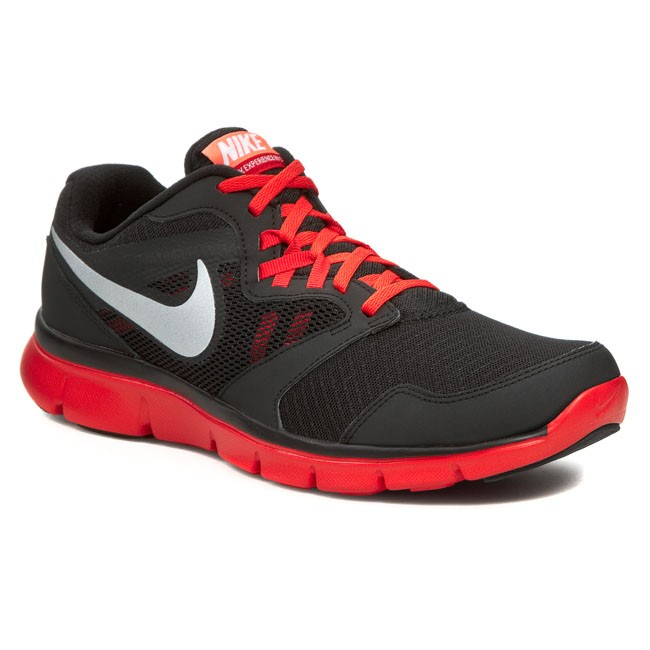 nouveau style 1c7bb 7a924 Shoes NIKE - Flex Experience Rn 3 Msl 652852 004 Black/Metallic  SIlver/Chllng Red/Bright