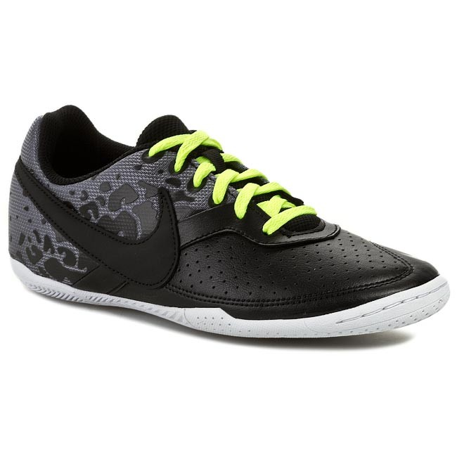 Shoes NIKE Elastico II 580454 001 BlackCool GreyVolt