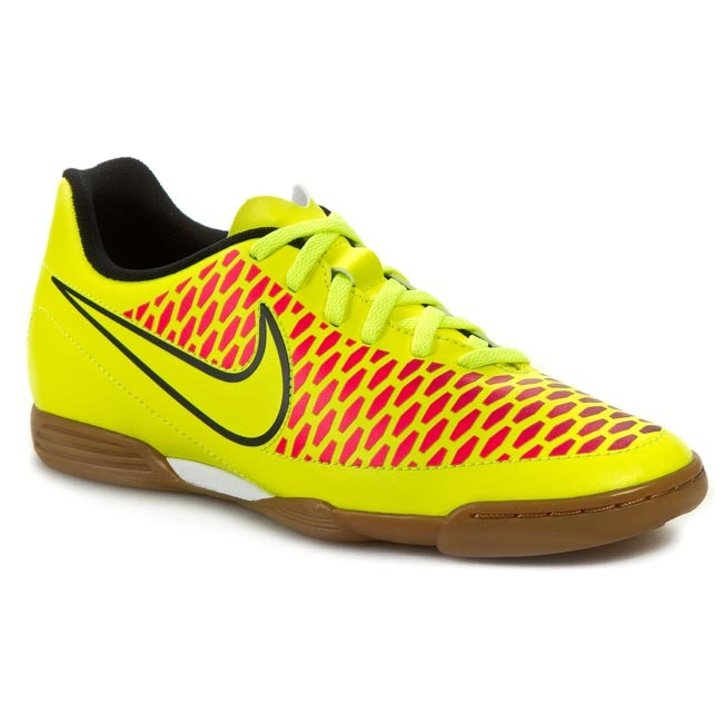 Deliberar Sotavento web  Shoes NIKE - Magista Ola Ic 651550 770 Volt/Black/Hyper Punch - Gym shoes -  Sports shoes - Men's shoes | efootwear.eu