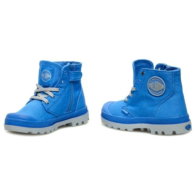 Creative 71 Off Palladium Shoes  Women39s Blue Palladium Boots From Thalia39s