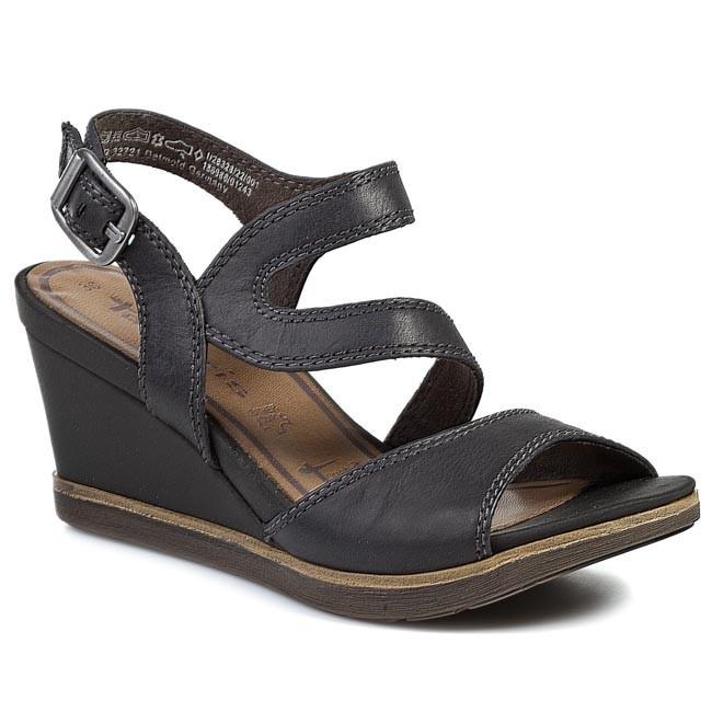 Sandals TAMARIS 1 28328 22 Black 001