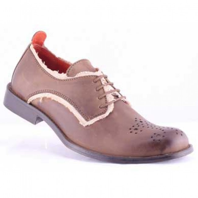 Shoes PRODUCENT - 085 Brown