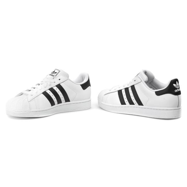 new concept 4e413 71595 Shoes adidas - Superstar II G17068 White/Black