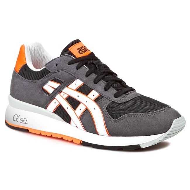 Movilizar Eliminar caravana  Shoes ASICS - GT-II H406N Black/Bright Orange 9001 - Sneakers - Low shoes -  Men's shoes   efootwear.eu