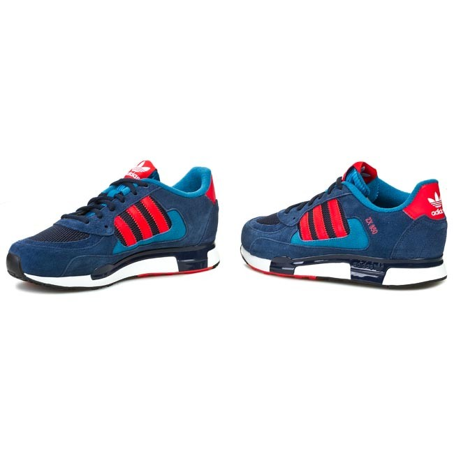 Shoes Adidas Zx 850 M25744 Conavy Brired Stdars Laced Shoes Low Shoes Boy Kids Shoes Efootwear Eu