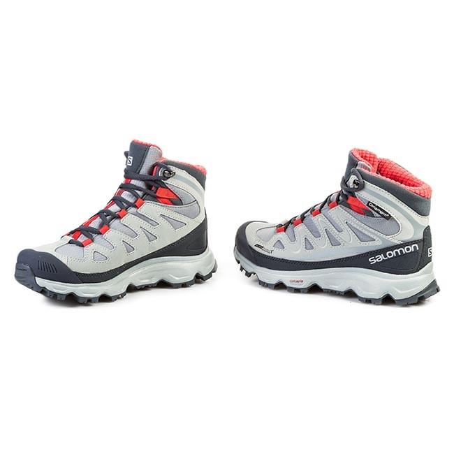 Trekker Boots SALOMON Synapse Snow Cs Wp 366779 20 V0 Red Grey