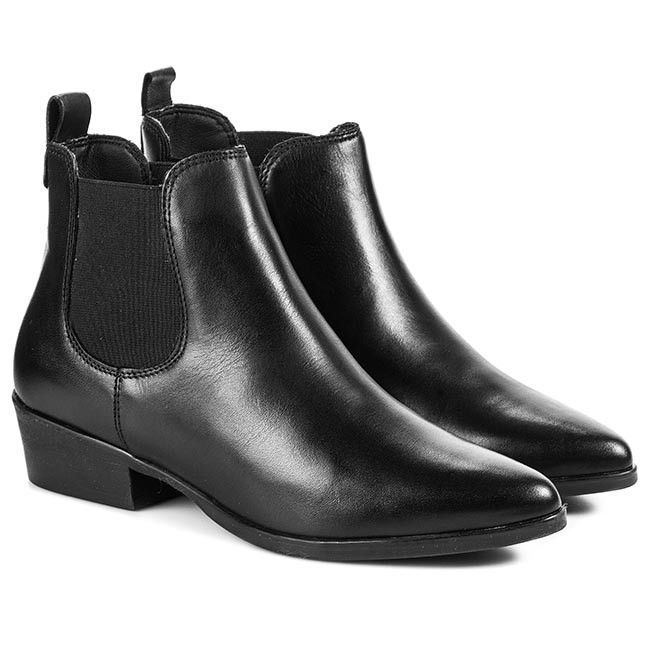 ankle boots tamaris 1 25835 33 black 001 boots high. Black Bedroom Furniture Sets. Home Design Ideas