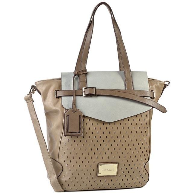 Handbag MONNARI - BAG2620-015 Beige