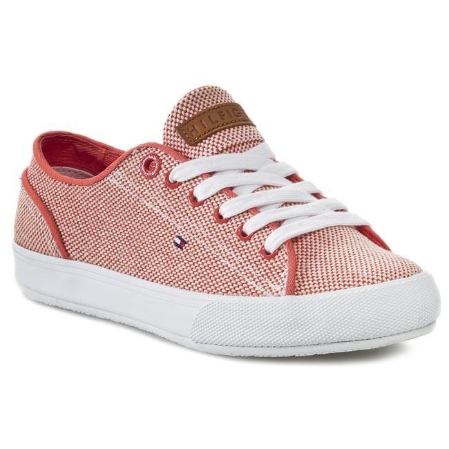 Shoes TOMMY HILFIGER - Vivien 14Z FW56817514 Hot Coral 647