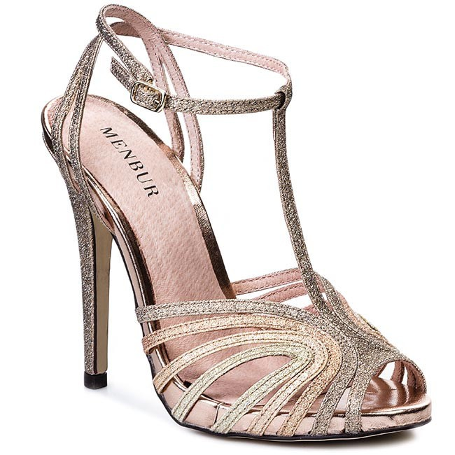 Sandals MENBUR - 005870 Sand/Arena