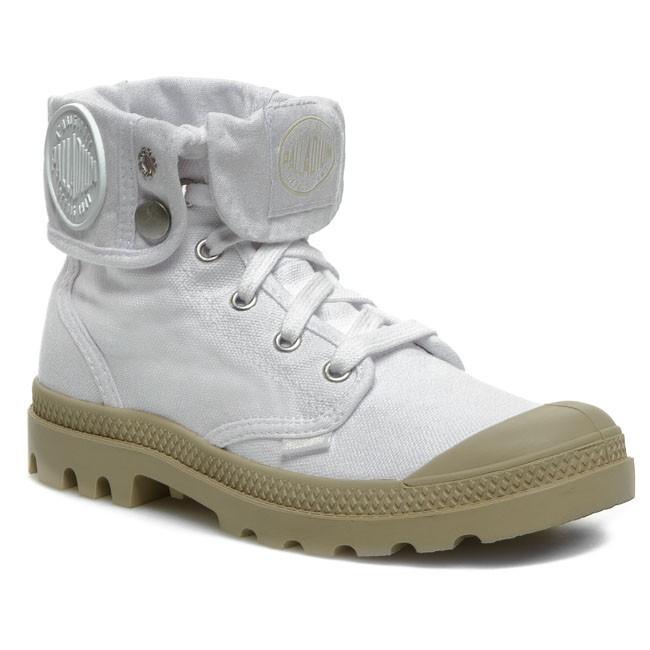 Hiking Boots PALLADIUM - Baggy 92353900 White/Putty