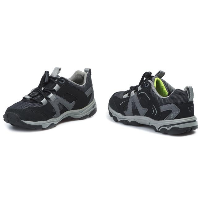 Shoes ECCO Trail 71350258116 BlackDark Shadow
