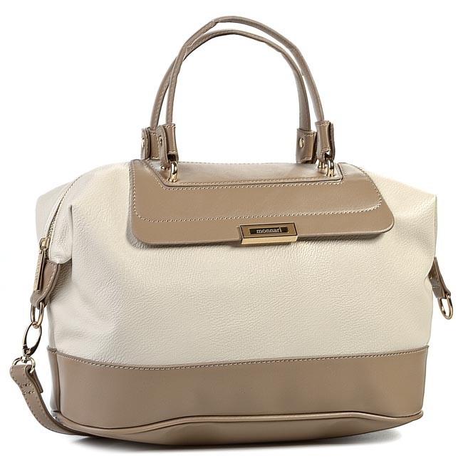 Handbag MONNARI - BAG4650-015 Beige