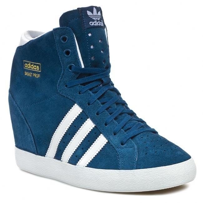 Sneakers adidas - D65828 Triblu/RunWht/MetGol