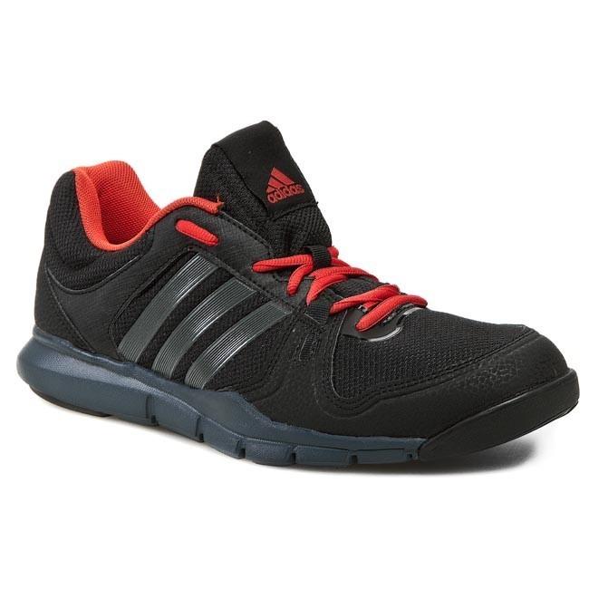 Shoes adidas - A.T. 120 F32897 Black/Carbon Metallic/Hi-Res Red